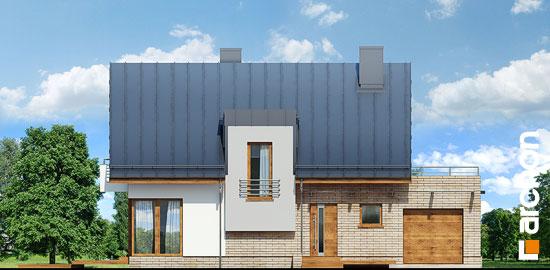 Elewacja frontowa projekt dom w amarylisach ver 2  264