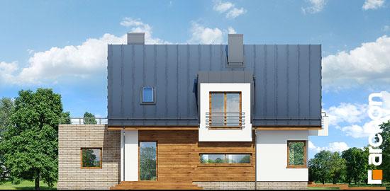 Elewacja ogrodowa projekt dom w amarylisach ver 2  267
