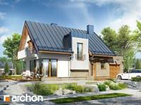 Projekt dom w amarylisach ver 2  259