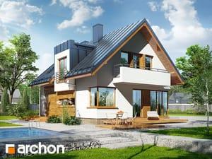 Projekt dom w amarylisach ver 2  260