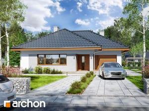 projekt Dom w lilakach 2 (T)