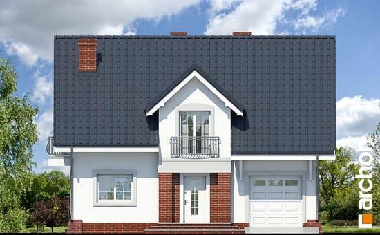 Projekt dom w lucernie ver 3  264