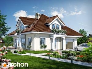projekt Dom w tymianku 6 (T)