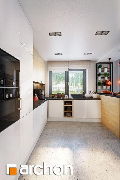 Projekt dom w jonatanach  22503