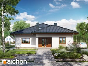 projekt Dom w jonagoldach 2 (T)