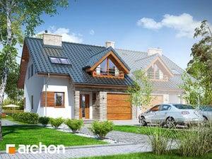 projekt Dom w klematisach 10 (AB)