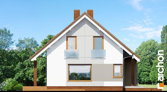 Elewacja boczna projekt dom w zurawkach ver 2  266