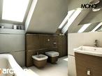 projekt Dom w żurawkach Wizualizacja łazienki (wizualizacja 1 widok 1)