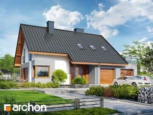 projekt Dom w żurawkach 7 (G2)