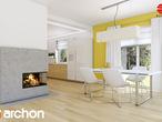 projekt Dom w idaredach (G2) Aranżacja kuchni 2 widok 1