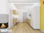 projekt Dom w idaredach (G2) Aranżacja kuchni 2 widok 2