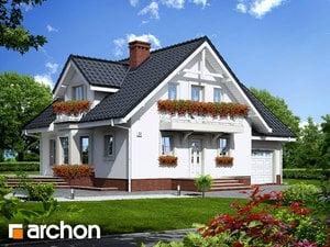 projekt Dom w rododendronach 5 (P)