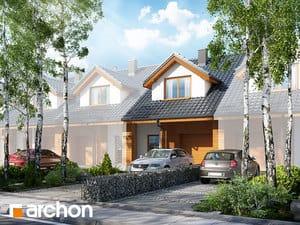 projekt Dom pod miłorzębem 6 (GS)