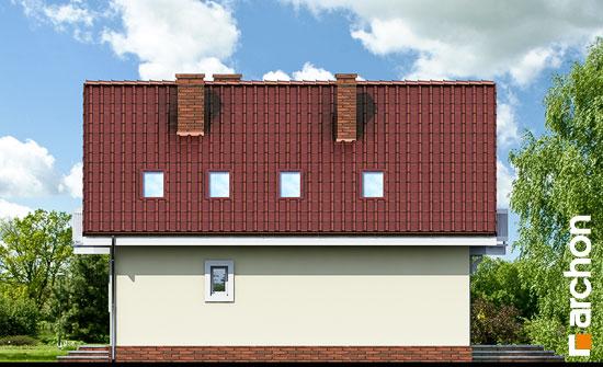 Elewacja boczna projekt dom w antonowkach ver 2  265