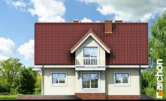 Elewacja boczna projekt dom w antonowkach ver 2  266