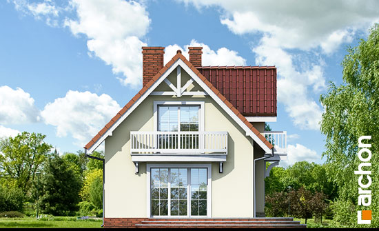 Elewacja ogrodowa projekt dom w antonowkach ver 2  267