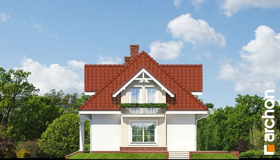 Projekt dom w werbenach ver 2  265