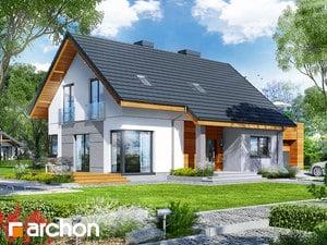 projekt Dom w żurawkach 6