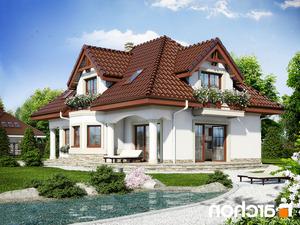 Projekt dom w majeranku ver 2  260lo