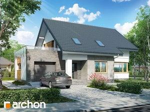 projekt Dom w glosterach