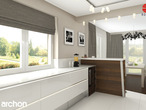projekt Dom w idaredach Aranżacja kuchni 1 widok 3