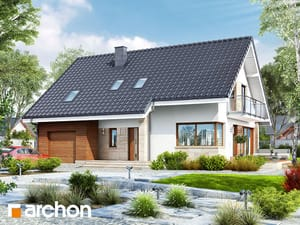 projekt Dom w idaredach