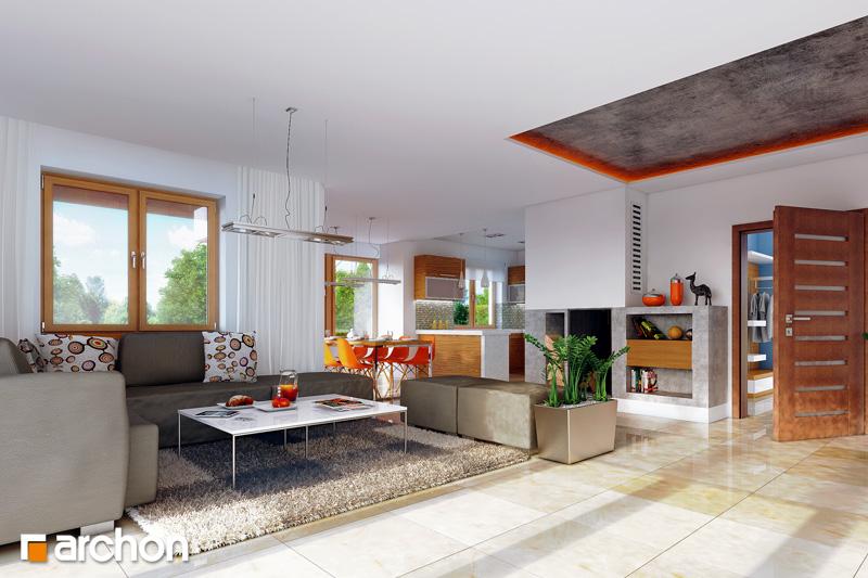 Projekt dom w kaliach 3 g2p  25881
