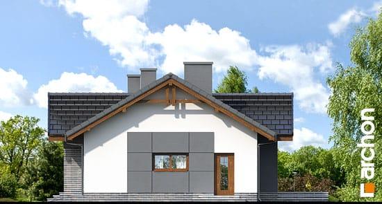 Elewacja boczna projekt dom w nerinach ver 2  265