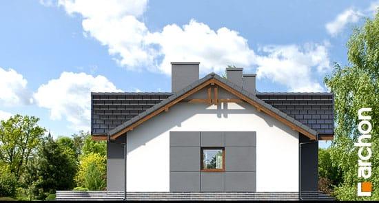 Elewacja boczna projekt dom w nerinach ver 2  266