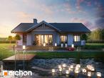 projekt Dom w nerinach dodatkowa wizualizacja