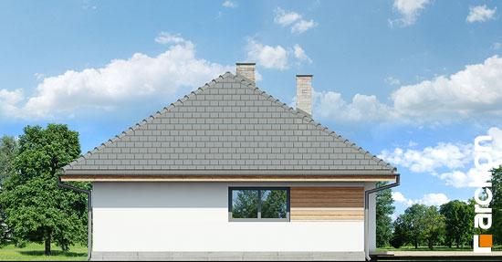 Elewacja ogrodowa projekt dom w lilakach ver 2  267