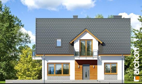 Dom W Rododendronach 16 W Hs Projekt Pl