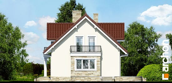 Projekt dom w werbenach 5 ver 2  265