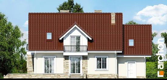 Projekt dom w werbenach 5 ver 2  267