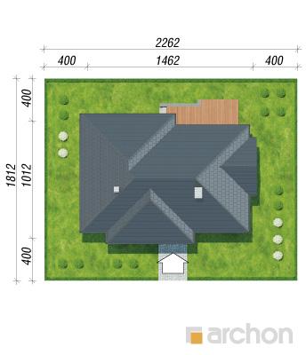 projekt Dom we wrzosach sytuacja