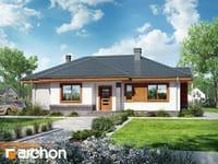 projekt Dom we wrzosach widok 1