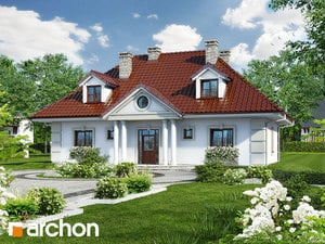 projekt Dom w astrach