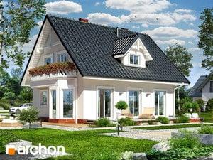 projekt Dom w zawilcach