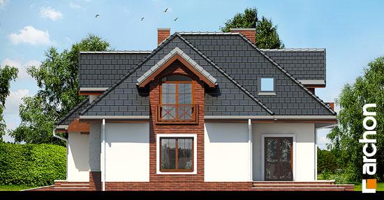 Projekt dom w chabrach  265