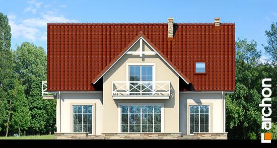 Projekt dom w fiolkach  267