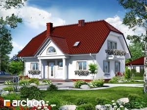 Dom w gladiolach 2