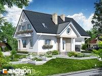 Projekt dom w szafirkach  259