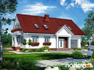 Projekt dom pod jemiola 3  252lo