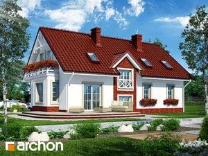 Projekt dom pod jemiola 3  260