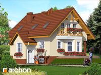 Projekt dom w szafranie  259