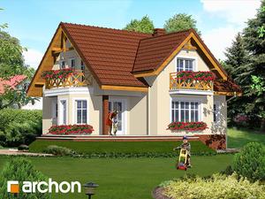 Projekt dom w szafranie  260