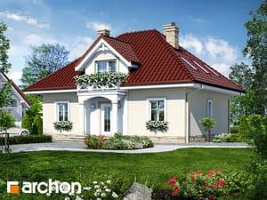 Dom w szkarłatkach