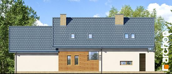 Elewacja ogrodowa projekt dom w daktylowcach g2 ver 2  267