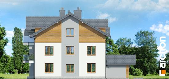 Projekt dom nad bulwarem 3  266
