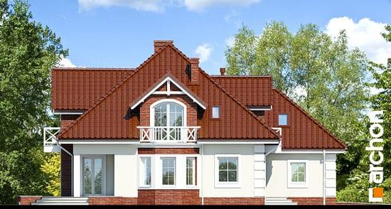 Projekt dom w nagietkach 2  265